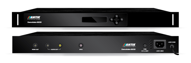 STREAMINGIPTV HEADEND > IRD / Headend receivers IPTV > Antik